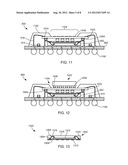 INTEGRATED CIRCUIT PACKAGE WITH MOLDED CAVITY diagram and image