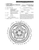 VEHICLE WHEEL DISK diagram and image