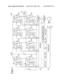 DRIVE CIRCUIT FOR SWITCHING ELEMENT diagram and image