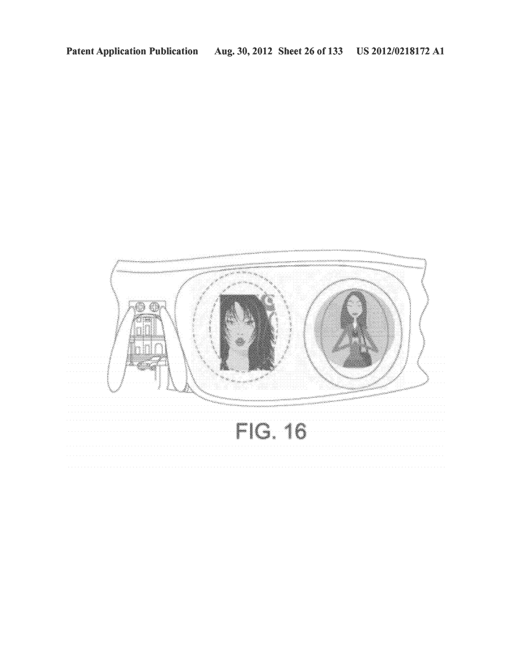 SEE-THROUGH NEAR-EYE DISPLAY GLASSES WITH A SMALL SCALE IMAGE SOURCE - diagram, schematic, and image 27