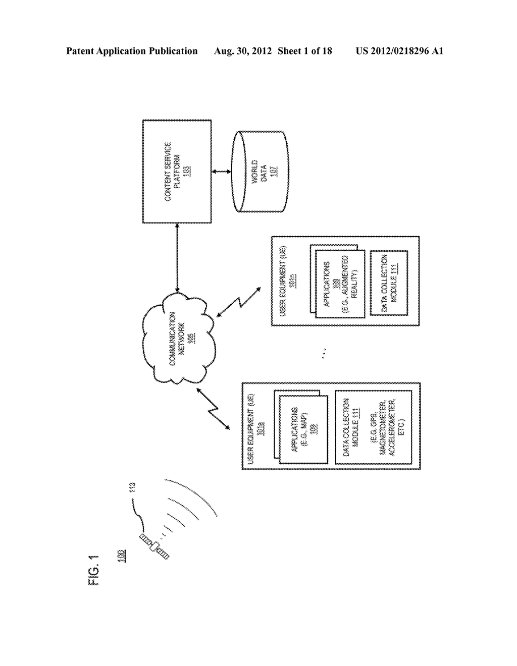 METHOD AND APPARATUS FOR FEATURE-BASED PRESENTATION OF CONTENT - diagram, schematic, and image 02