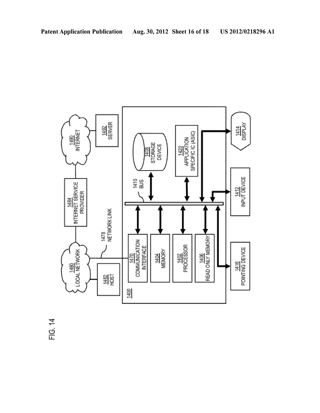 METHOD AND APPARATUS FOR FEATURE-BASED PRESENTATION OF CONTENT - diagram, schematic, and image 17