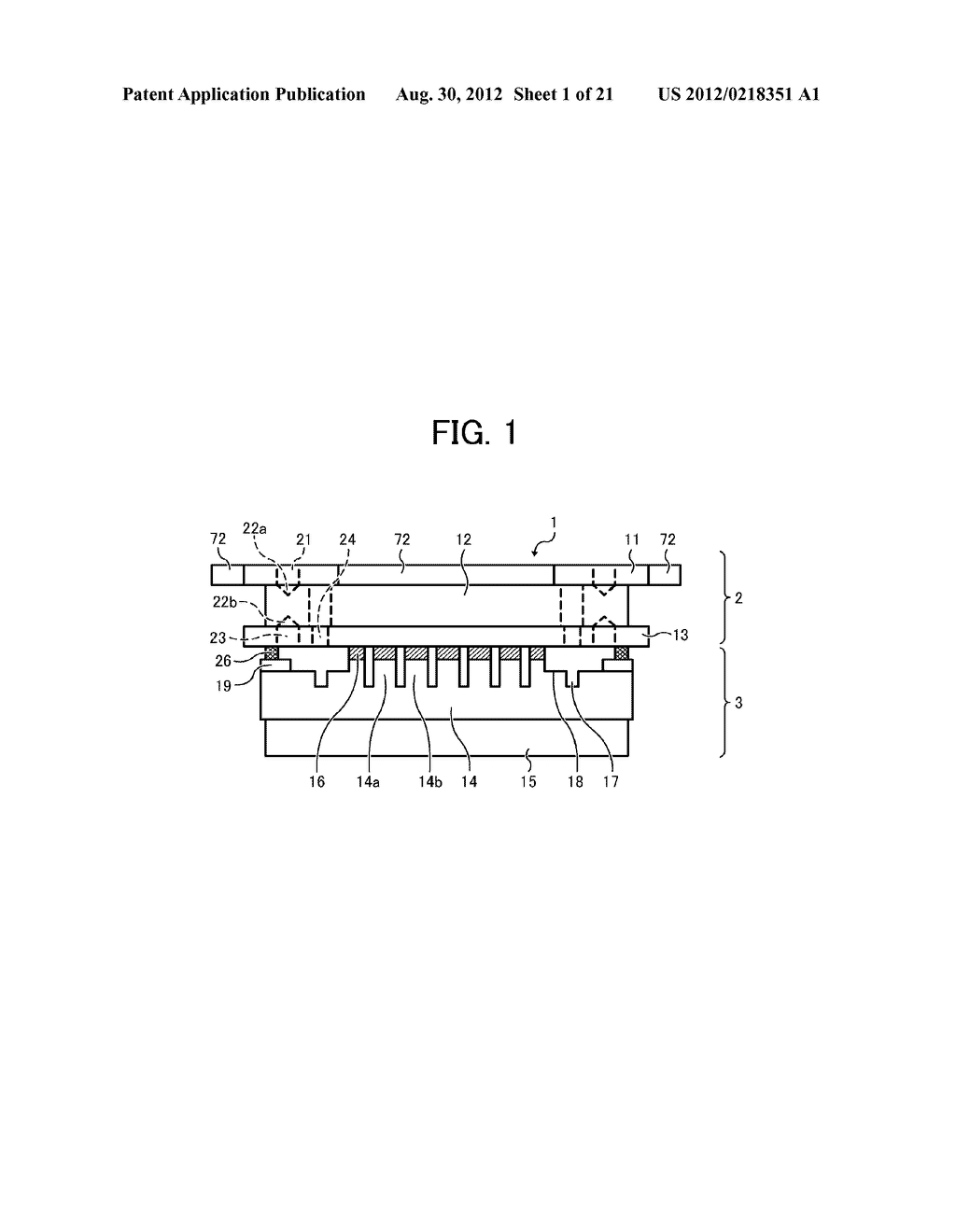 INKJET PRINTHEAD FOR USE IN IMAGE FORMING APPARATUS - diagram, schematic, and image 02