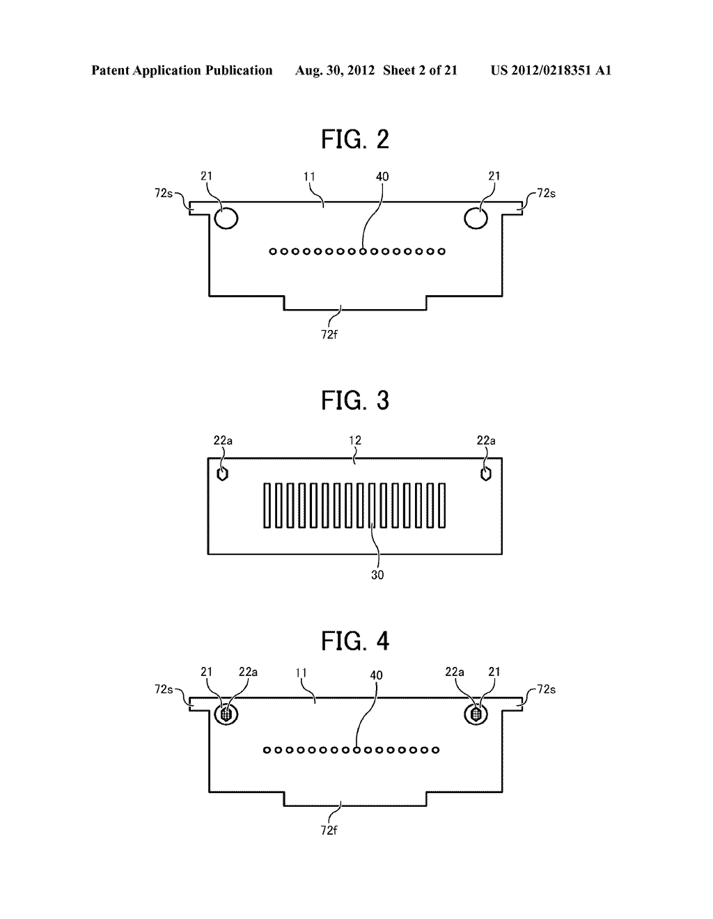 INKJET PRINTHEAD FOR USE IN IMAGE FORMING APPARATUS - diagram, schematic, and image 03