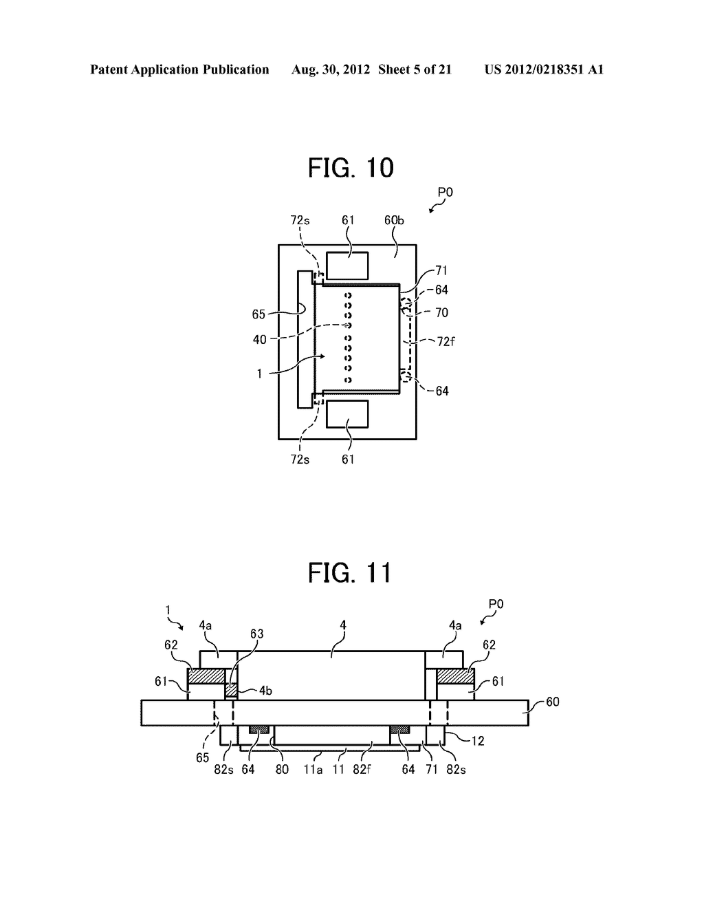 INKJET PRINTHEAD FOR USE IN IMAGE FORMING APPARATUS - diagram, schematic, and image 06