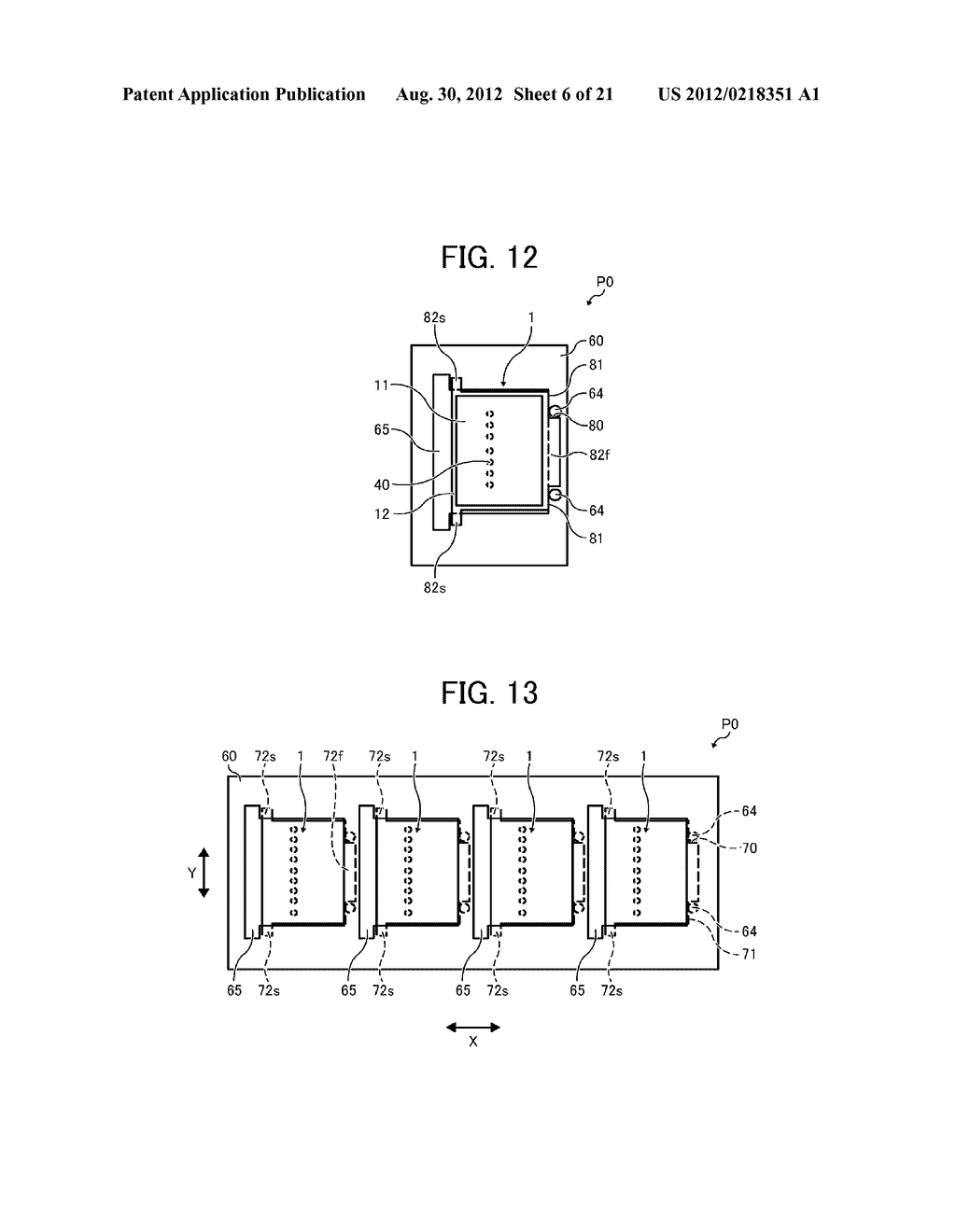 INKJET PRINTHEAD FOR USE IN IMAGE FORMING APPARATUS - diagram, schematic, and image 07