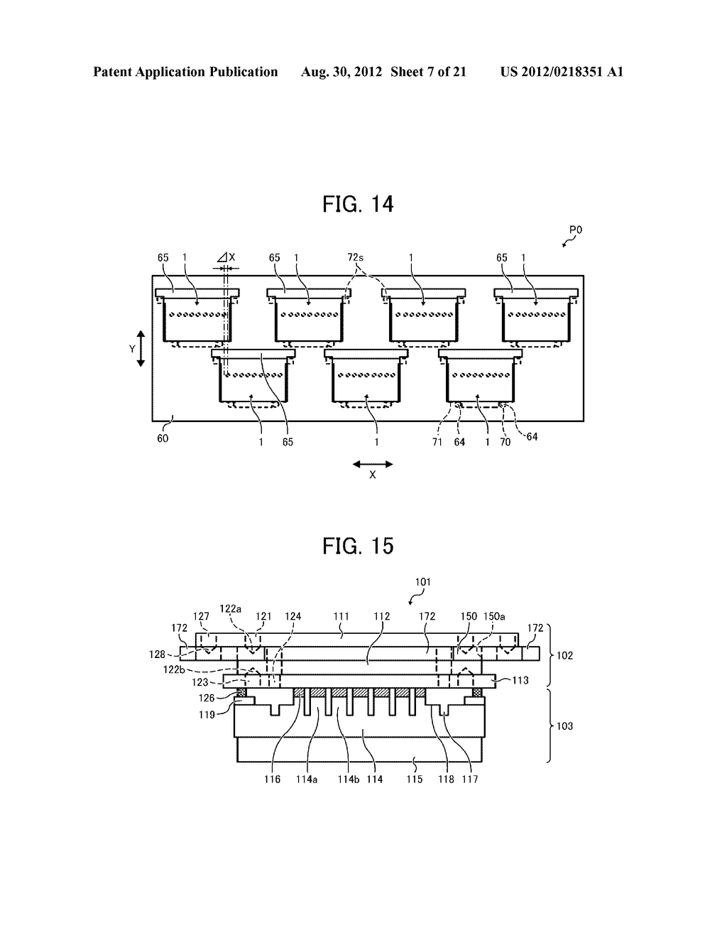 INKJET PRINTHEAD FOR USE IN IMAGE FORMING APPARATUS - diagram, schematic, and image 08