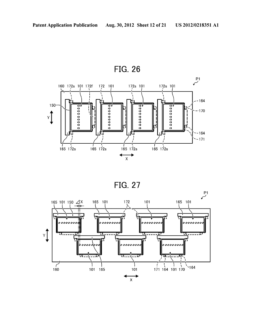INKJET PRINTHEAD FOR USE IN IMAGE FORMING APPARATUS - diagram, schematic, and image 13