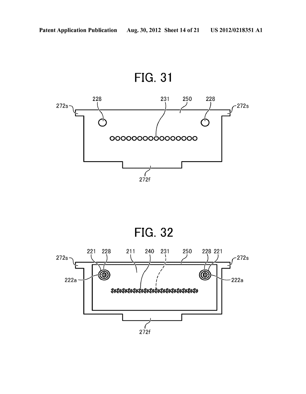 INKJET PRINTHEAD FOR USE IN IMAGE FORMING APPARATUS - diagram, schematic, and image 15