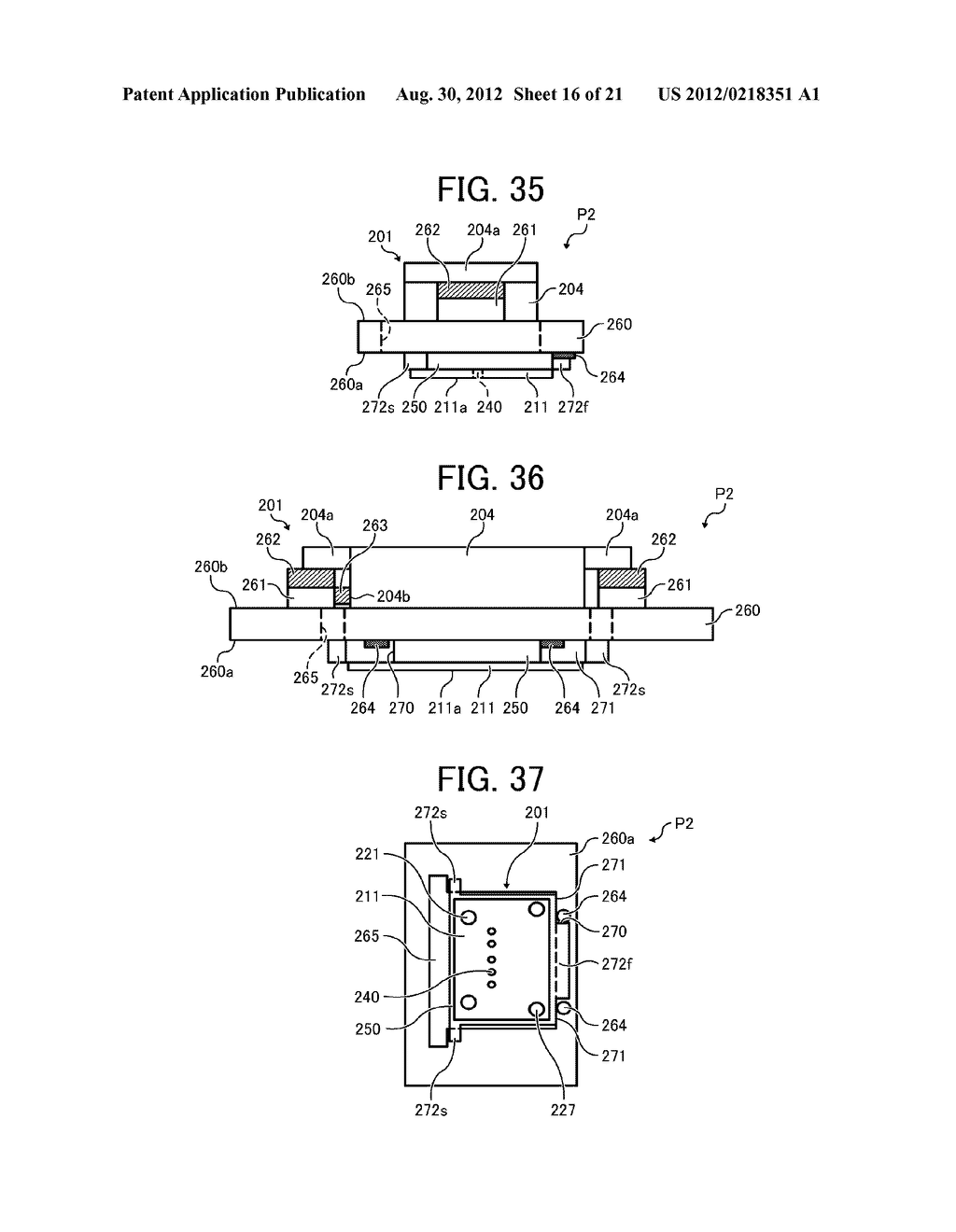 INKJET PRINTHEAD FOR USE IN IMAGE FORMING APPARATUS - diagram, schematic, and image 17