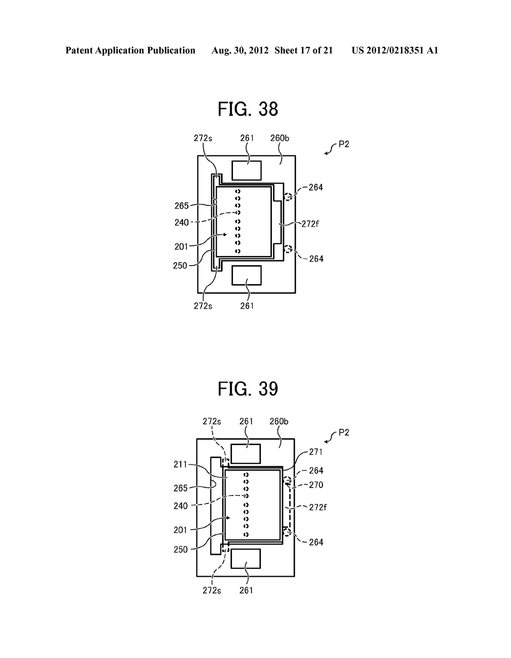 INKJET PRINTHEAD FOR USE IN IMAGE FORMING APPARATUS - diagram, schematic, and image 18
