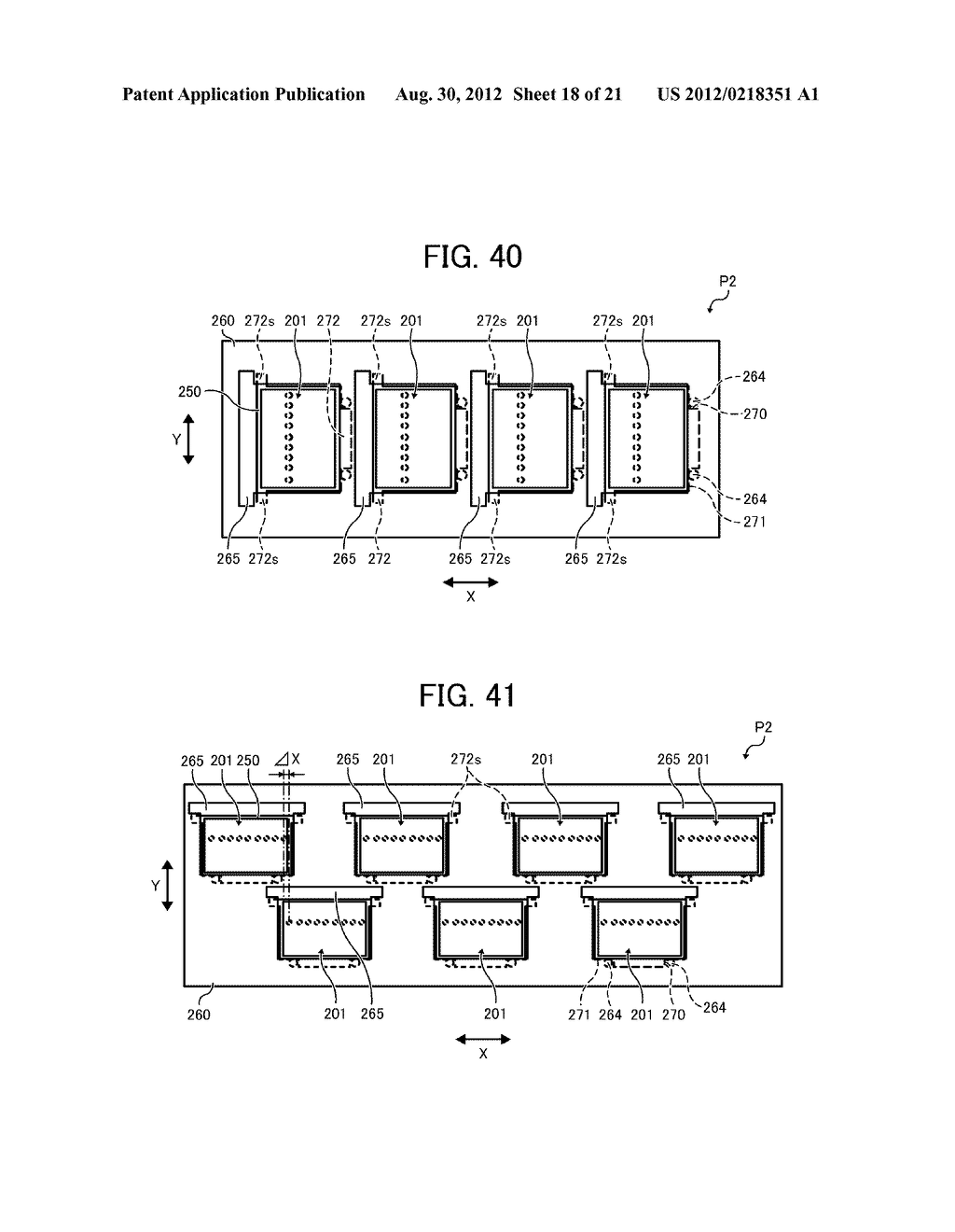 INKJET PRINTHEAD FOR USE IN IMAGE FORMING APPARATUS - diagram, schematic, and image 19