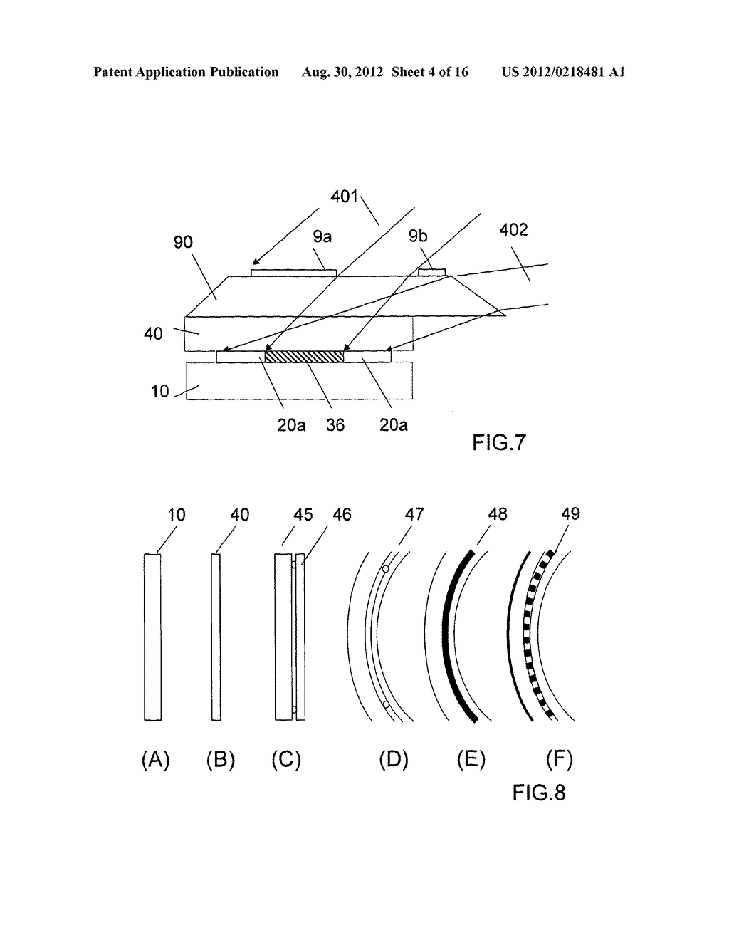 COMPACT HOLOGRAPHIC EDGE ILLUMINATED EYEGLASS DISPLAY - diagram, schematic, and image 05