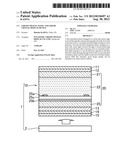 LIQUID CRYSTAL PANEL AND LIQUID CRYSTAL DISPLAY DEVICE diagram and image