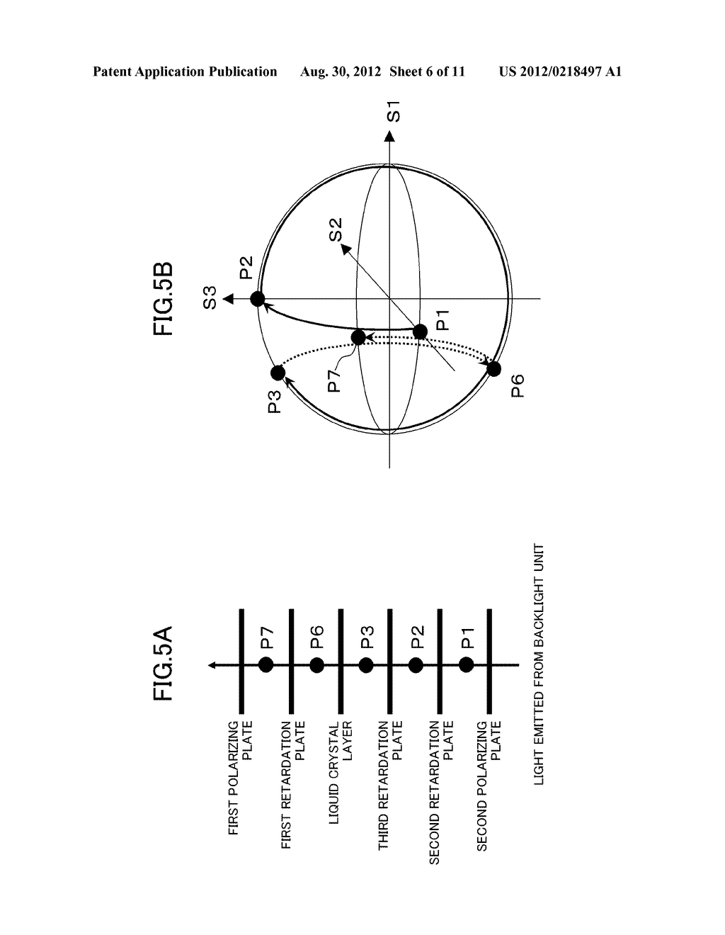 LIQUID CRYSTAL PANEL AND LIQUID CRYSTAL DISPLAY DEVICE - diagram, schematic, and image 07
