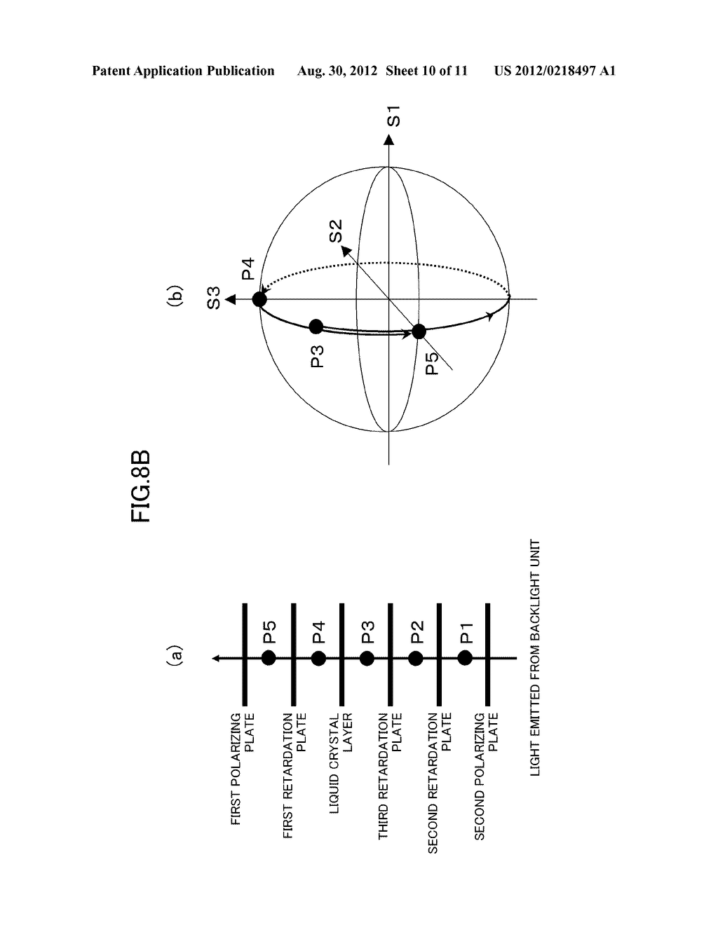 LIQUID CRYSTAL PANEL AND LIQUID CRYSTAL DISPLAY DEVICE - diagram, schematic, and image 11