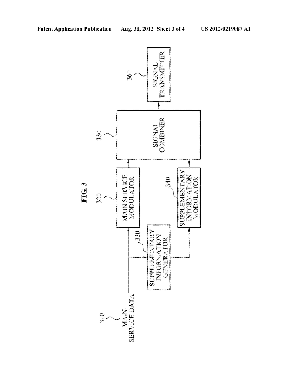 APPARATUS AND METHOD FOR IMPROVING HIGH-POWER SIGNAL RECEIVING PERFORMANCE     USING LOW-POWER SIGNALS - diagram, schematic, and image 04