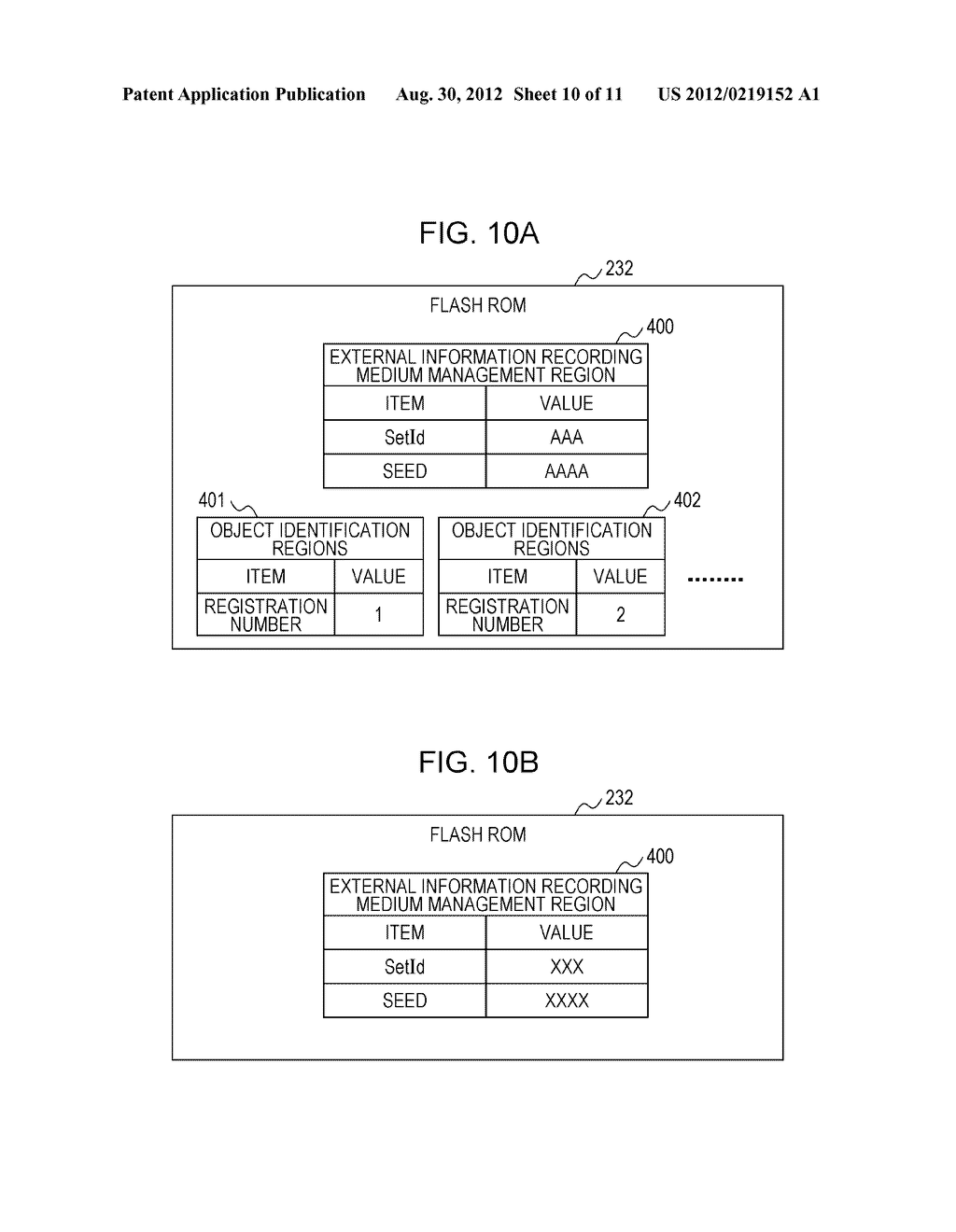 KEY INFORMATION MANAGEMENT SYSTEM, RECORD REPRODUCTION APPARATUS, AND KEY     INFORMATION MANAGEMENT APPARATUS - diagram, schematic, and image 11