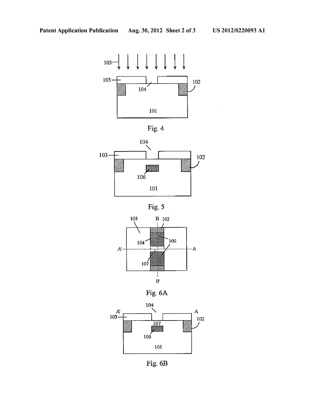 METHOD FOR MANUFACTURING A SEMICONDUCTOR DEVICE - diagram, schematic, and image 03