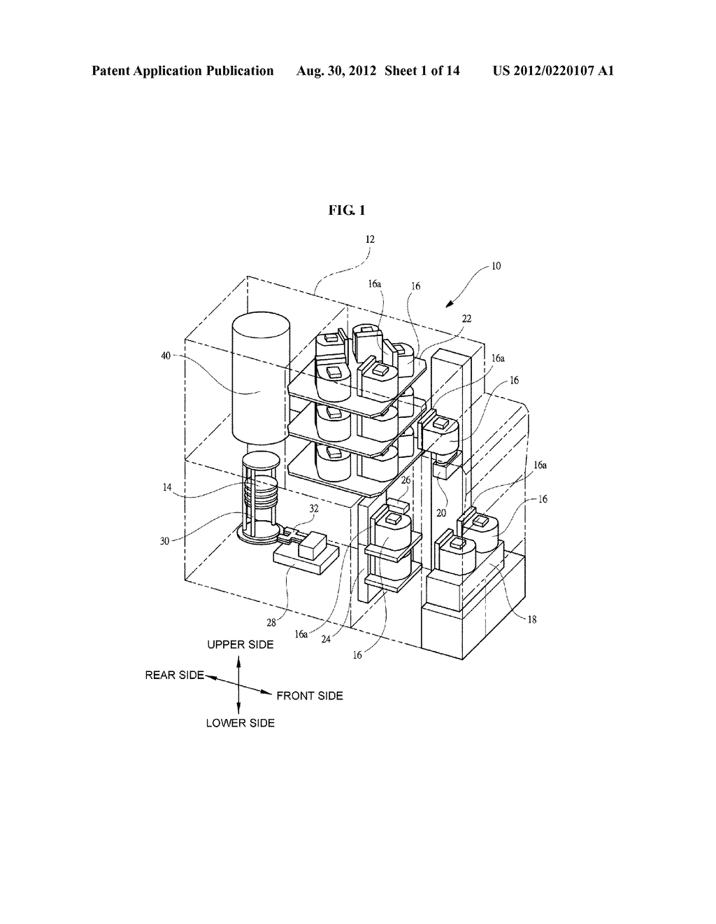 SUBSTRATE PROCESSING APPARATUS, WAFER HOLDER, AND METHOD OF MANUFACTURING     SEMICONDUCTOR DEVICE - diagram, schematic, and image 02