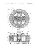 WEBLESS PLANETARY GEAR SET diagram and image