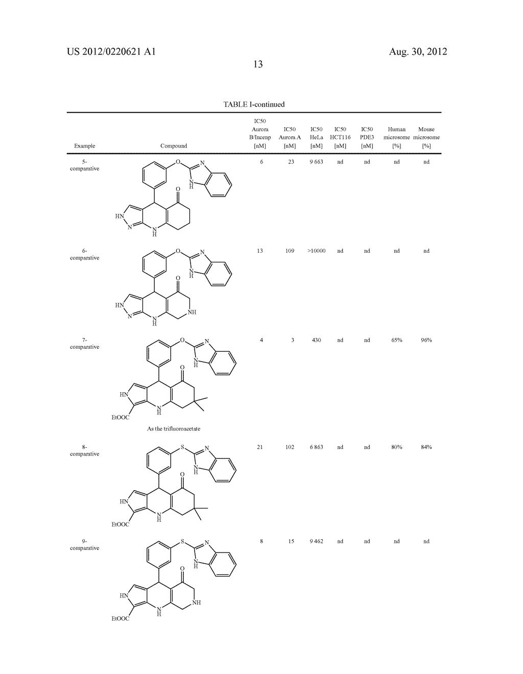 ANTI-CANCER COMPOUND AND PHARMACEUTICAL COMPOSITION CONTAINING THE SAME - diagram, schematic, and image 14