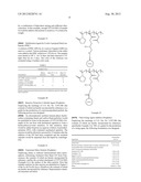 POLYVINYLAMIDE POLYMERS CONTAINING POLYMERIZABLE FUNCTIONALITIES diagram and image