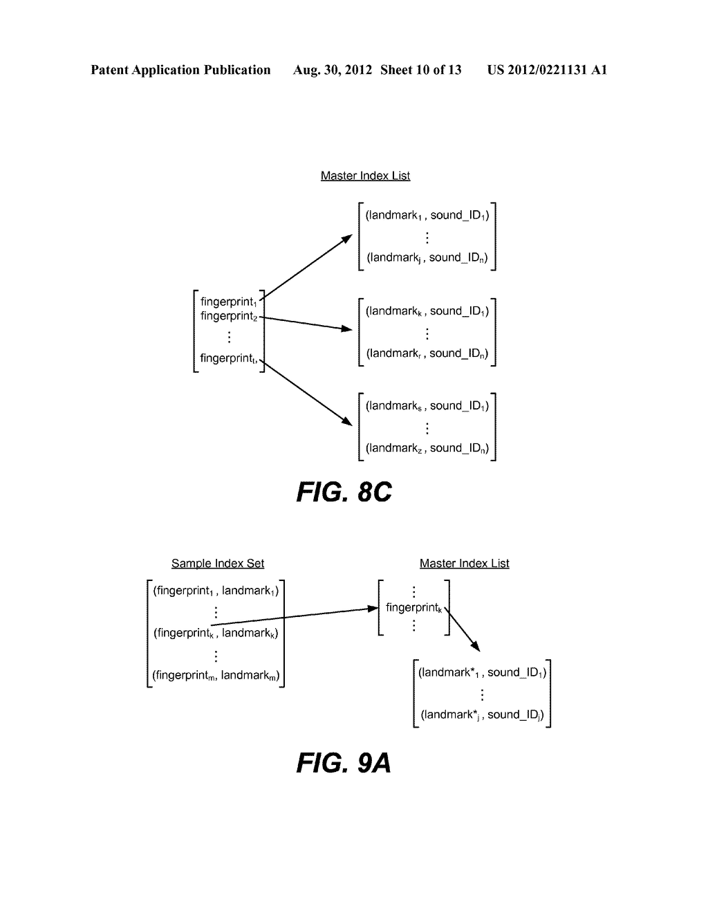 Systems and Methods for Recognizing Sound and Music Signals in High Noise     and Distortion - diagram, schematic, and image 11