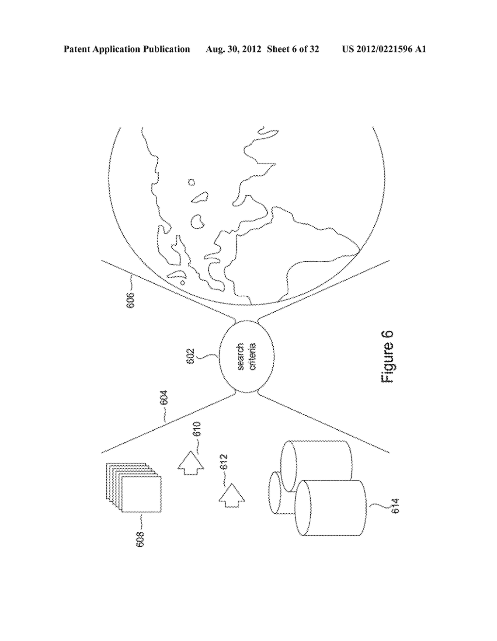 Method and System for Automated Search for, and Retrieval and Distribution     of, Information - diagram, schematic, and image 07