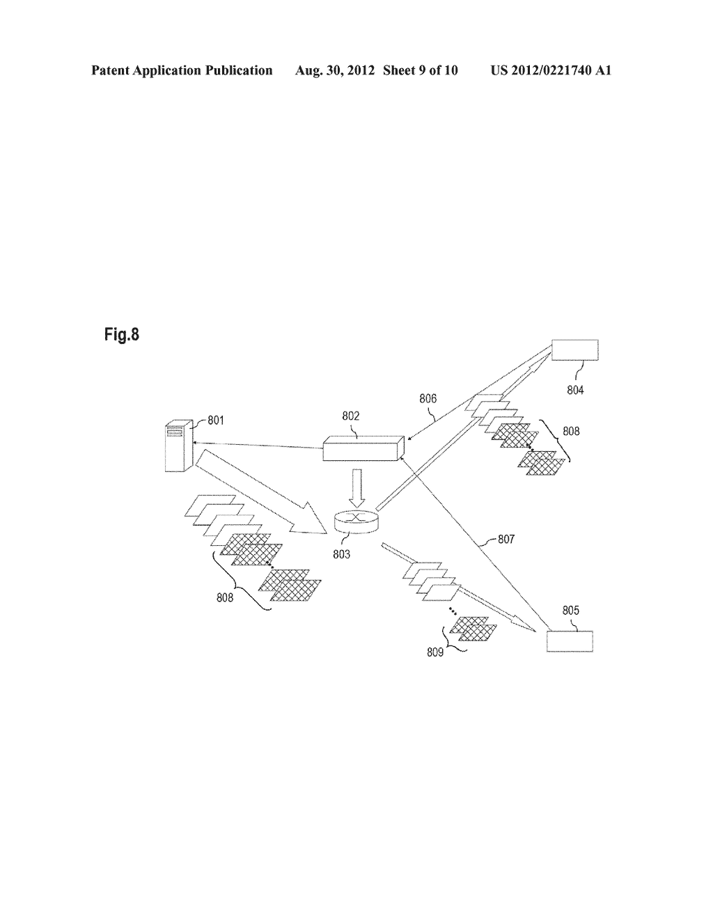 METHOD FOR TRANSPORTING MULTIMEDIA INFORMATION AND DEVICE FOR PROCESSING     MULTIMEDIA INFORMATION - diagram, schematic, and image 10