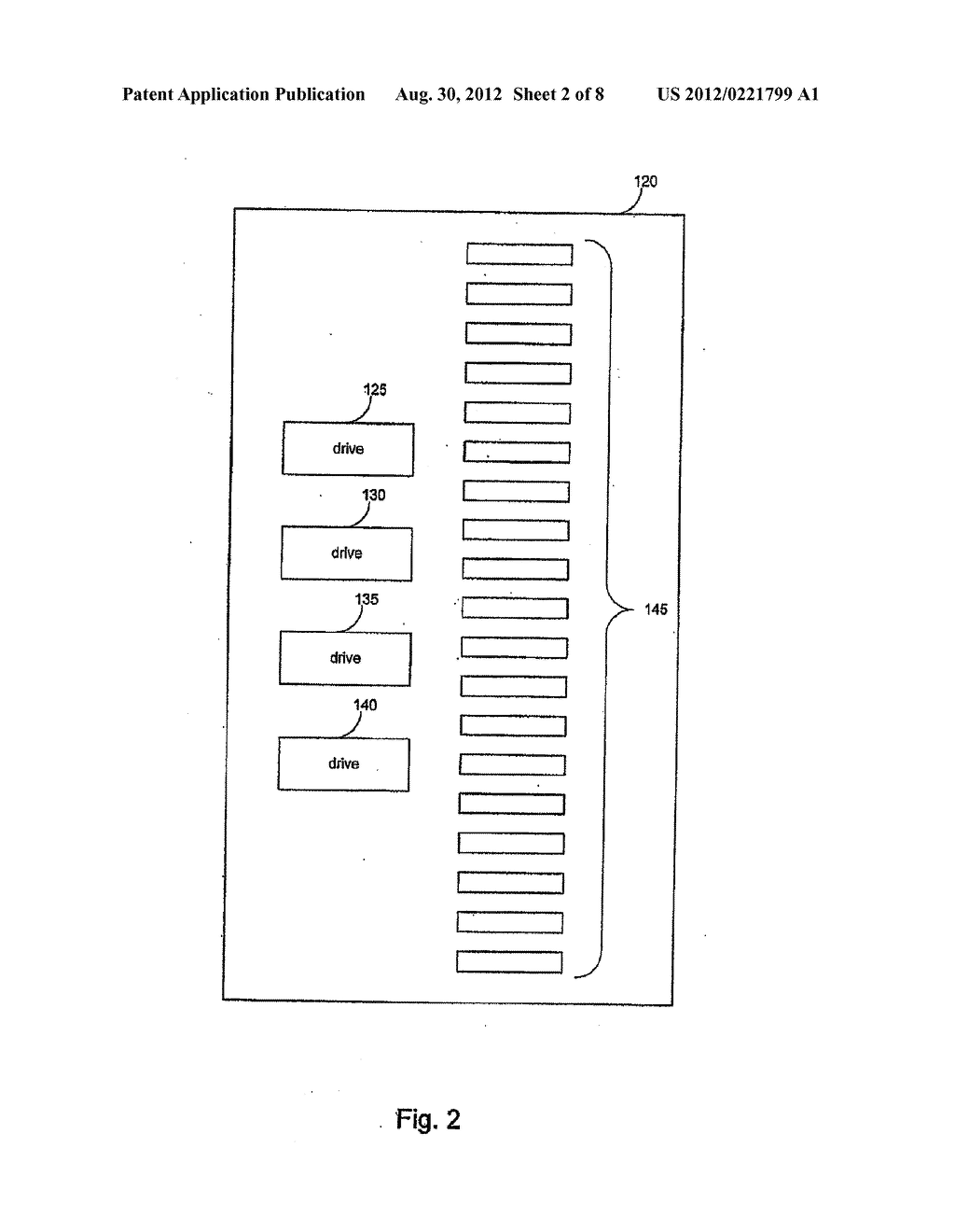 SYSTEMS AND METHODS FOR PERFORMING STORAGE OPERATIONS IN A COMPUTER     NETWORK - diagram, schematic, and image 03