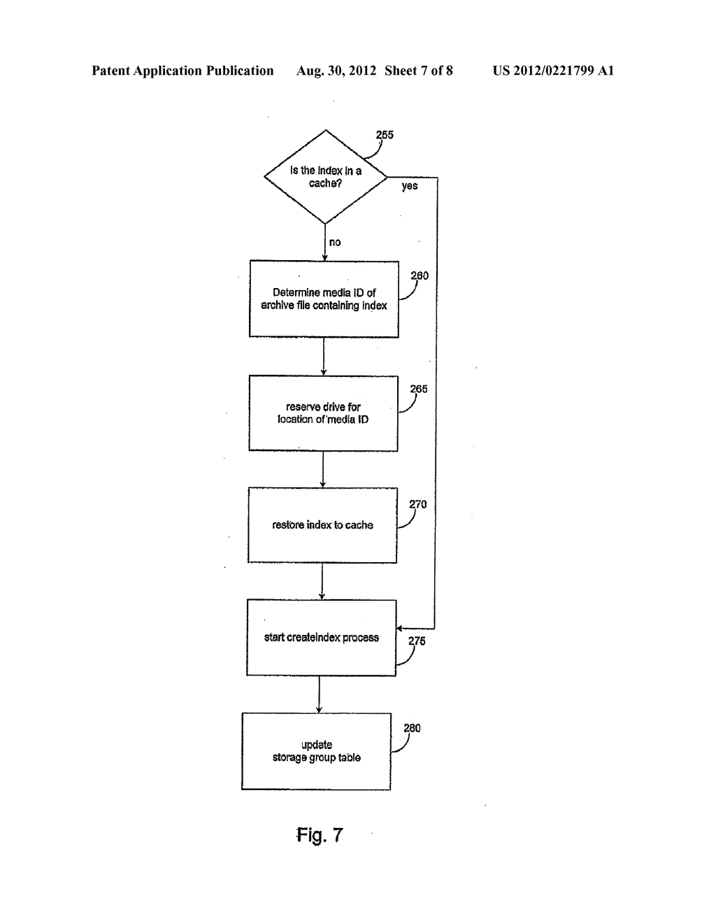 SYSTEMS AND METHODS FOR PERFORMING STORAGE OPERATIONS IN A COMPUTER     NETWORK - diagram, schematic, and image 08