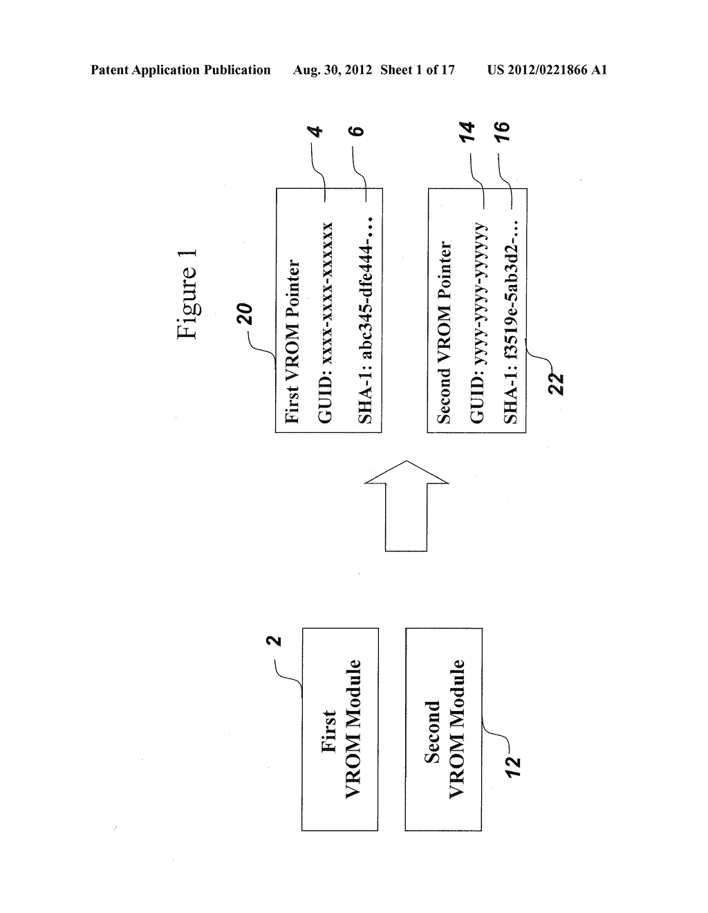 SYSTEM AND METHOD FOR SECURELY STORING FIRMWARE - diagram, schematic, and image 02