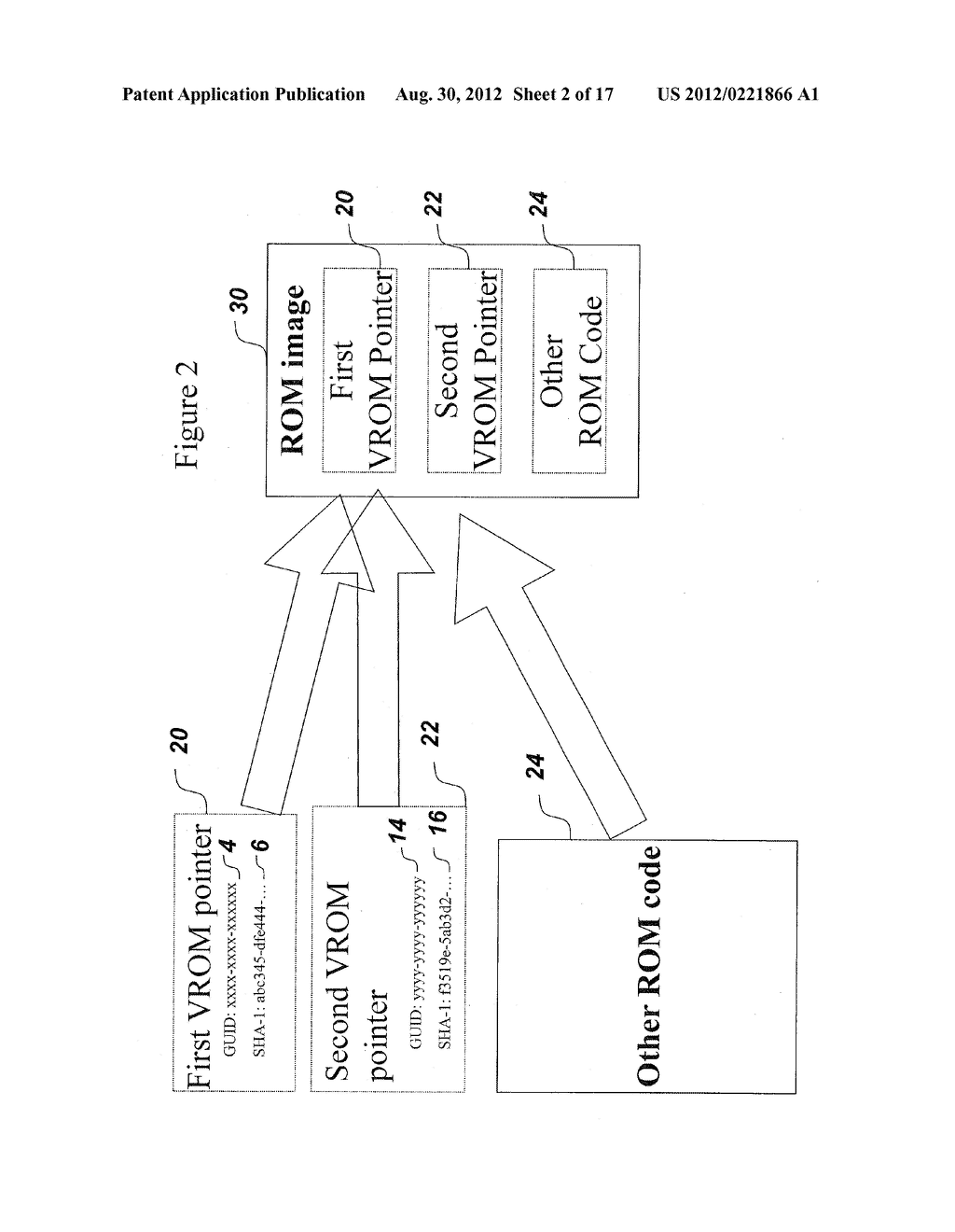 SYSTEM AND METHOD FOR SECURELY STORING FIRMWARE - diagram, schematic, and image 03