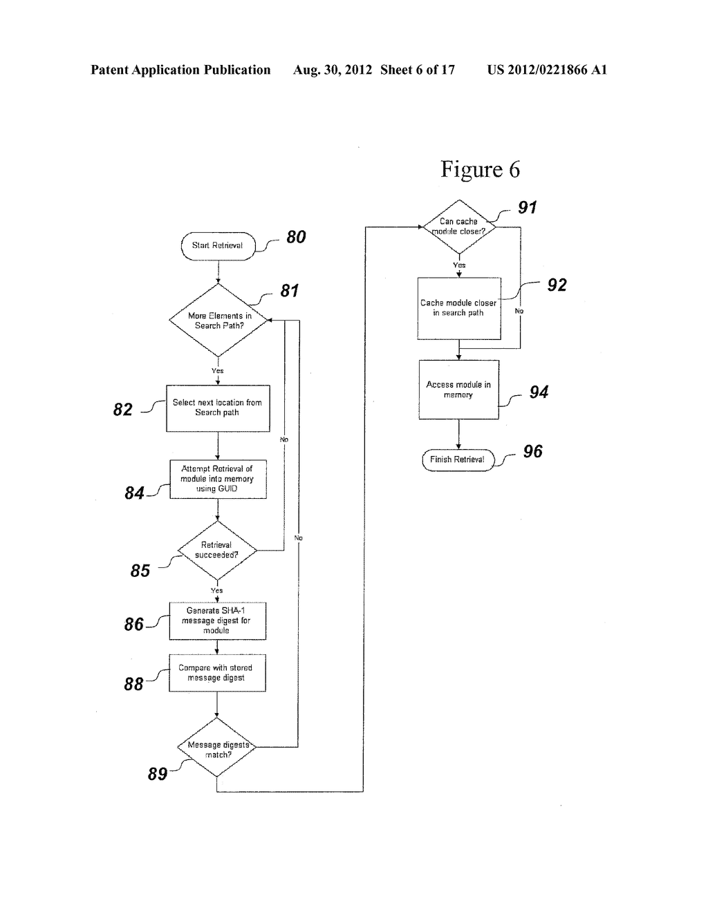 SYSTEM AND METHOD FOR SECURELY STORING FIRMWARE - diagram, schematic, and image 07