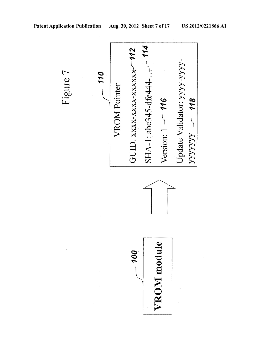 SYSTEM AND METHOD FOR SECURELY STORING FIRMWARE - diagram, schematic, and image 08