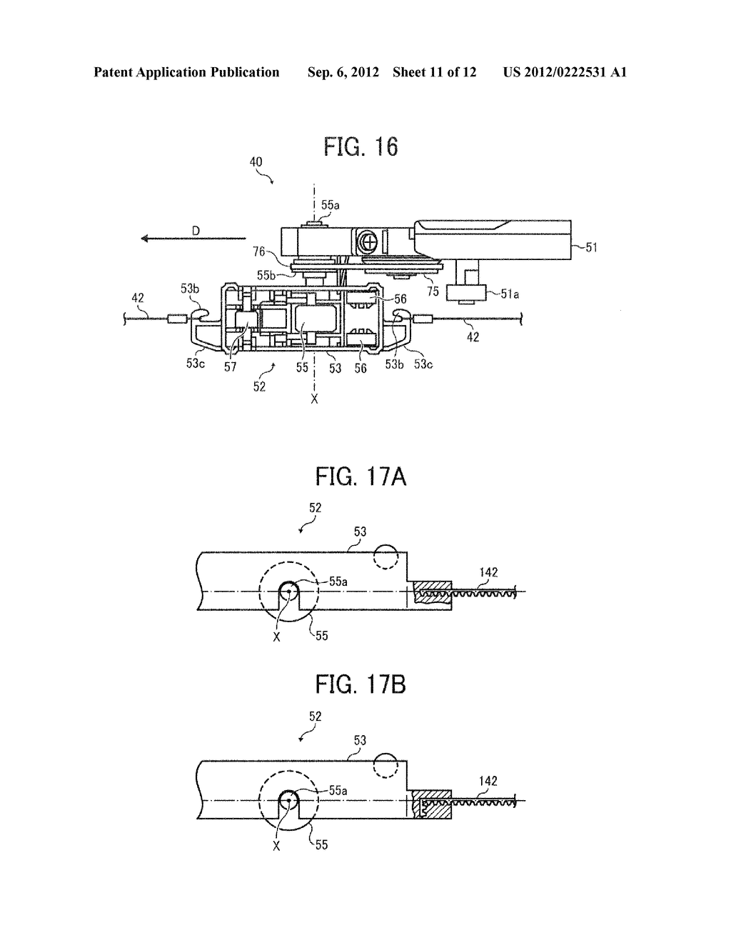 SHEET CUTTING DEVICE AND IMAGE FORMING APPARATUS INCLUDING THE SHEET     CUTTING DEVICE - diagram, schematic, and image 12