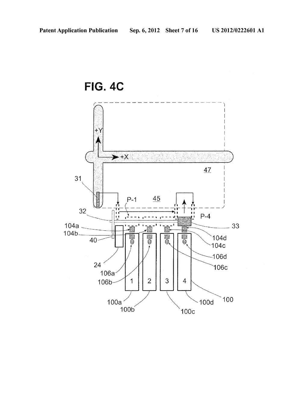METHOD AND DEVICE FOR ABSORBING INITIAL FORCE IN A THREAD DELIVERY DEVICE - diagram, schematic, and image 08