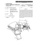AIR DUCT ASSEMBLY FOR ENGINE diagram and image
