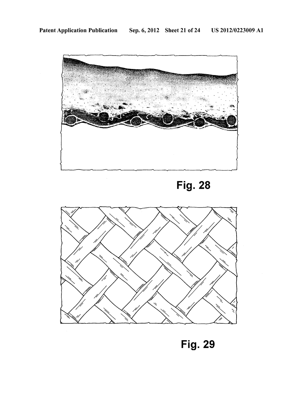 Filter for Filtering Fluids and Method for Producing the Same - diagram, schematic, and image 22