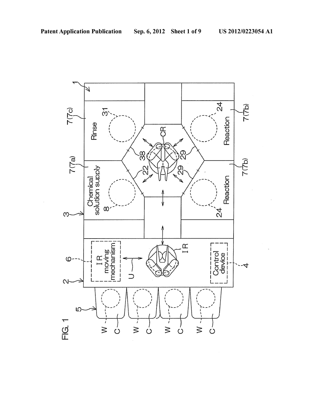 SUBSTRATE PROCESSING APPARATUS AND SUBSTRATE PROCESSING METHOD - diagram, schematic, and image 02