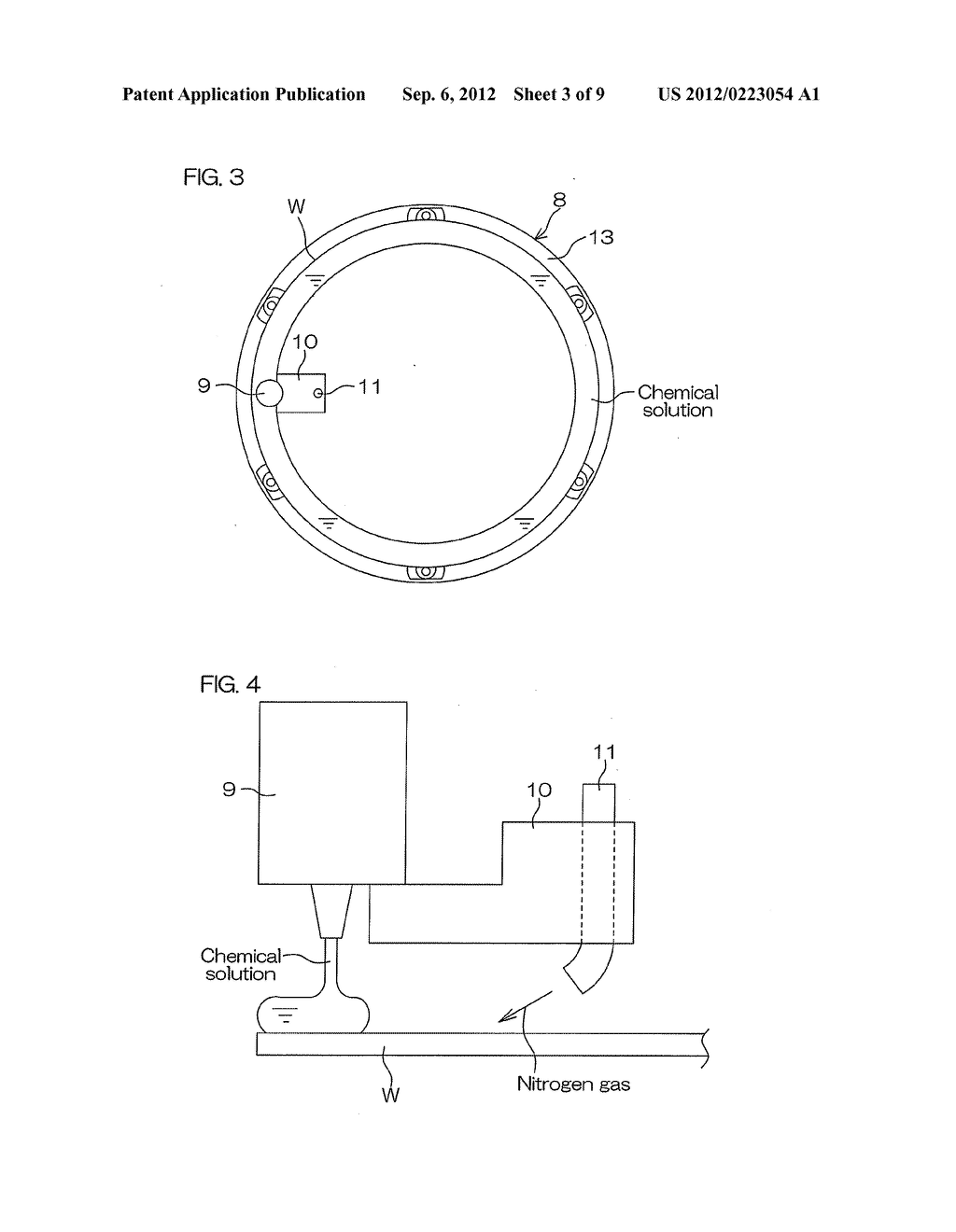 SUBSTRATE PROCESSING APPARATUS AND SUBSTRATE PROCESSING METHOD - diagram, schematic, and image 04