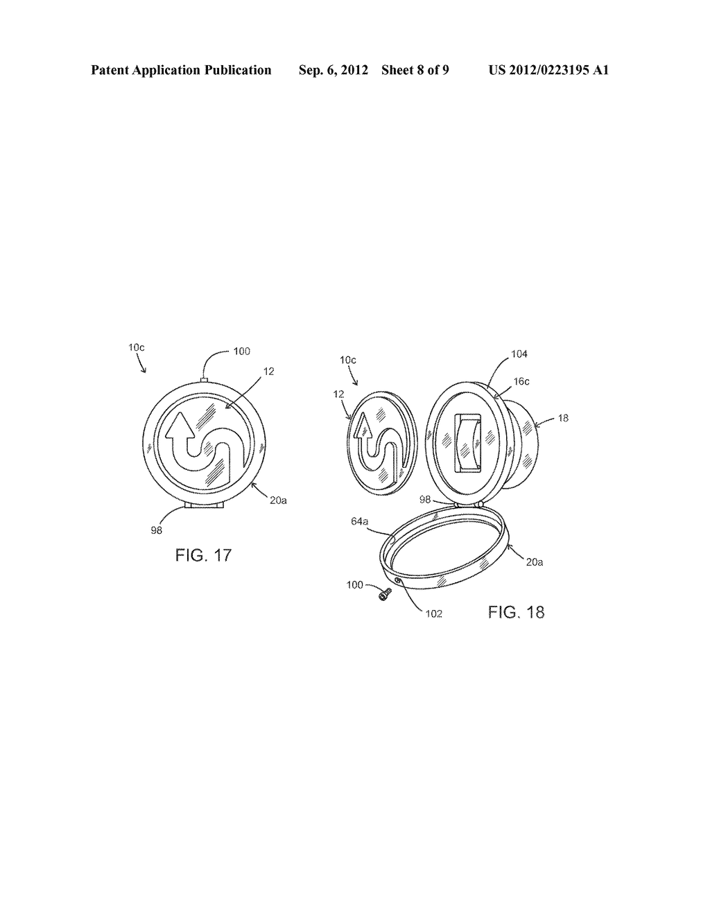 System and Method for Mounting a Badge on a Vehicle - diagram, schematic, and image 09