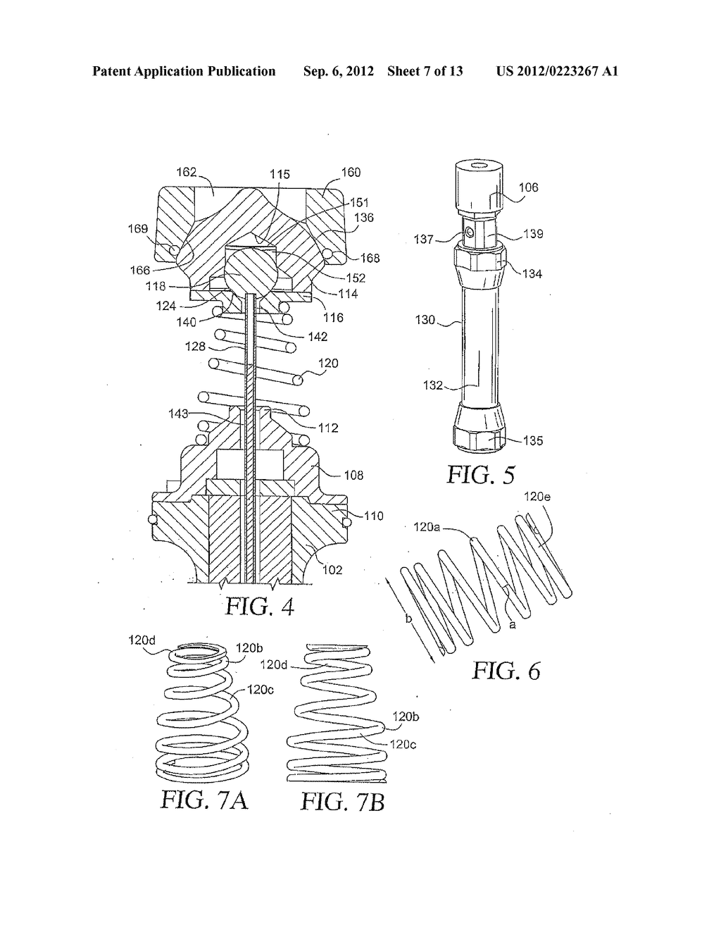 VALVE HAVING OPPOSED CURVED SEALING SURFACES ON A VALVE MEMBER AND A VALVE     SEAT TO FACILITATE EFFECTIVE SEALING - diagram, schematic, and image 08