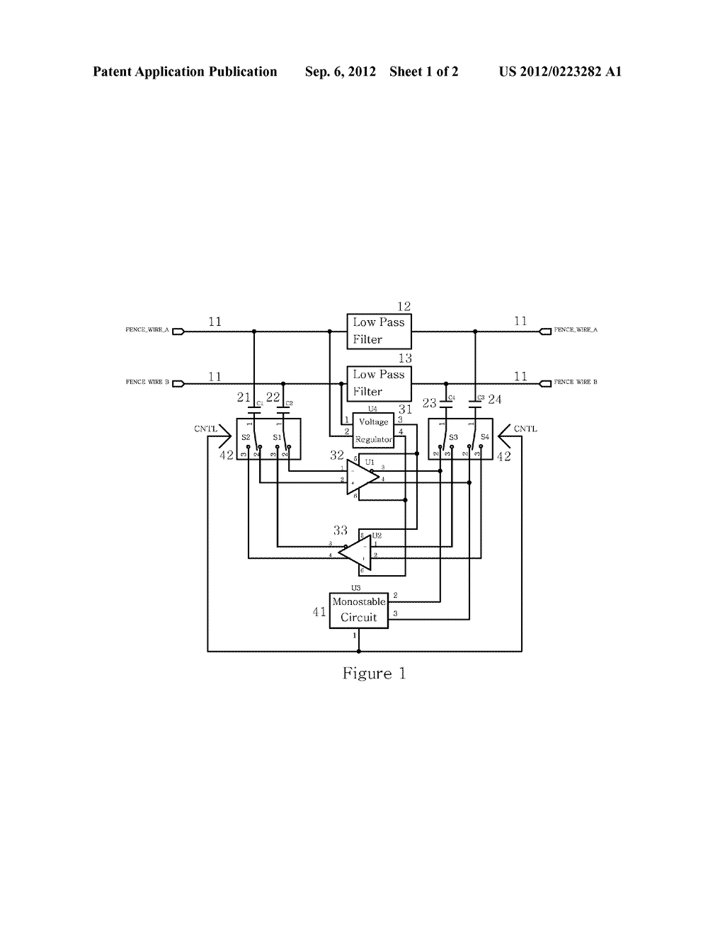 In Line Signal Repeaters For Transmission Based Electric Fences Fence Wire Diagram Schematic And Image 02