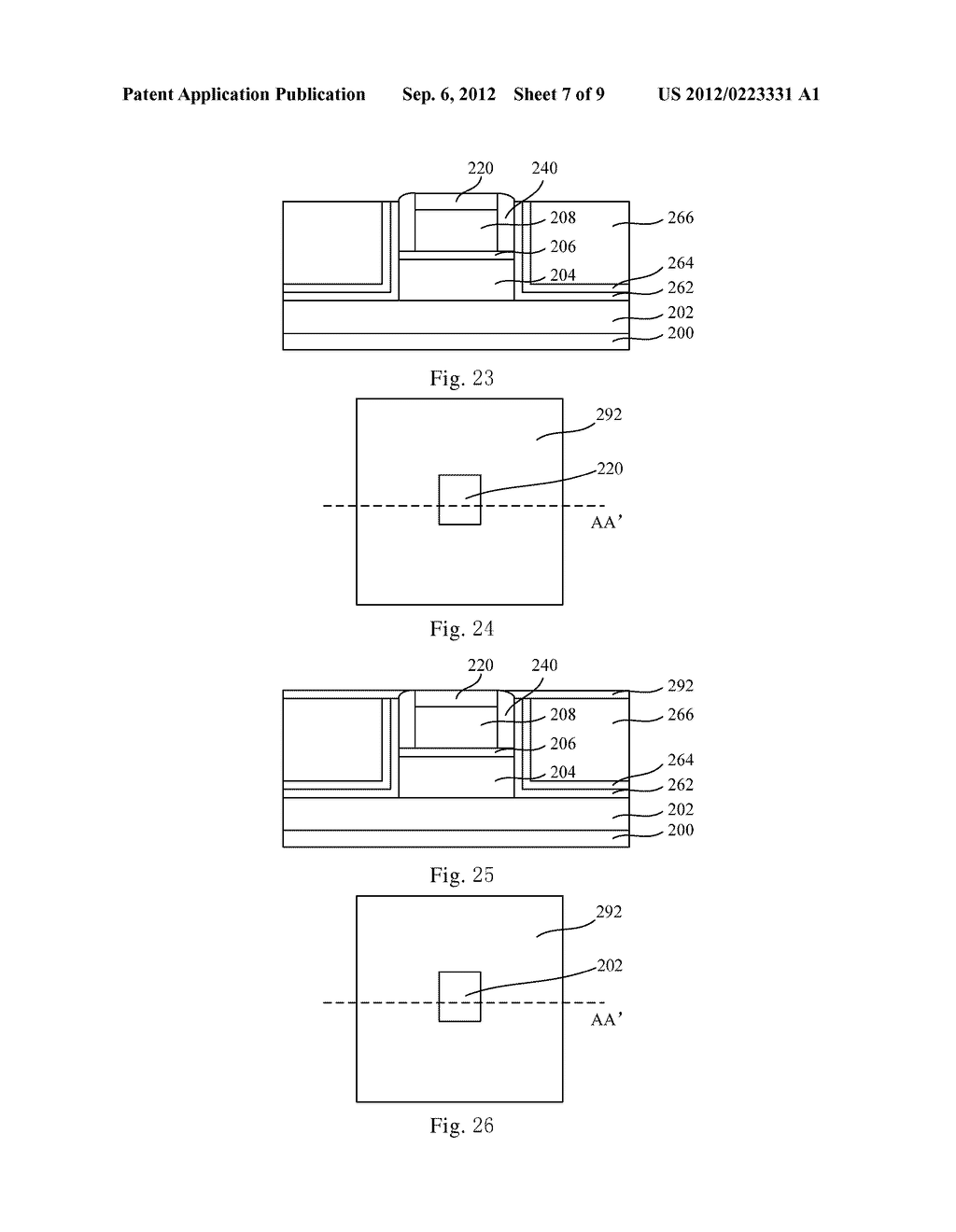 SEMICONDUCTOR DEVICE AND METHOD FOR FORMING THE SAME - diagram, schematic, and image 08