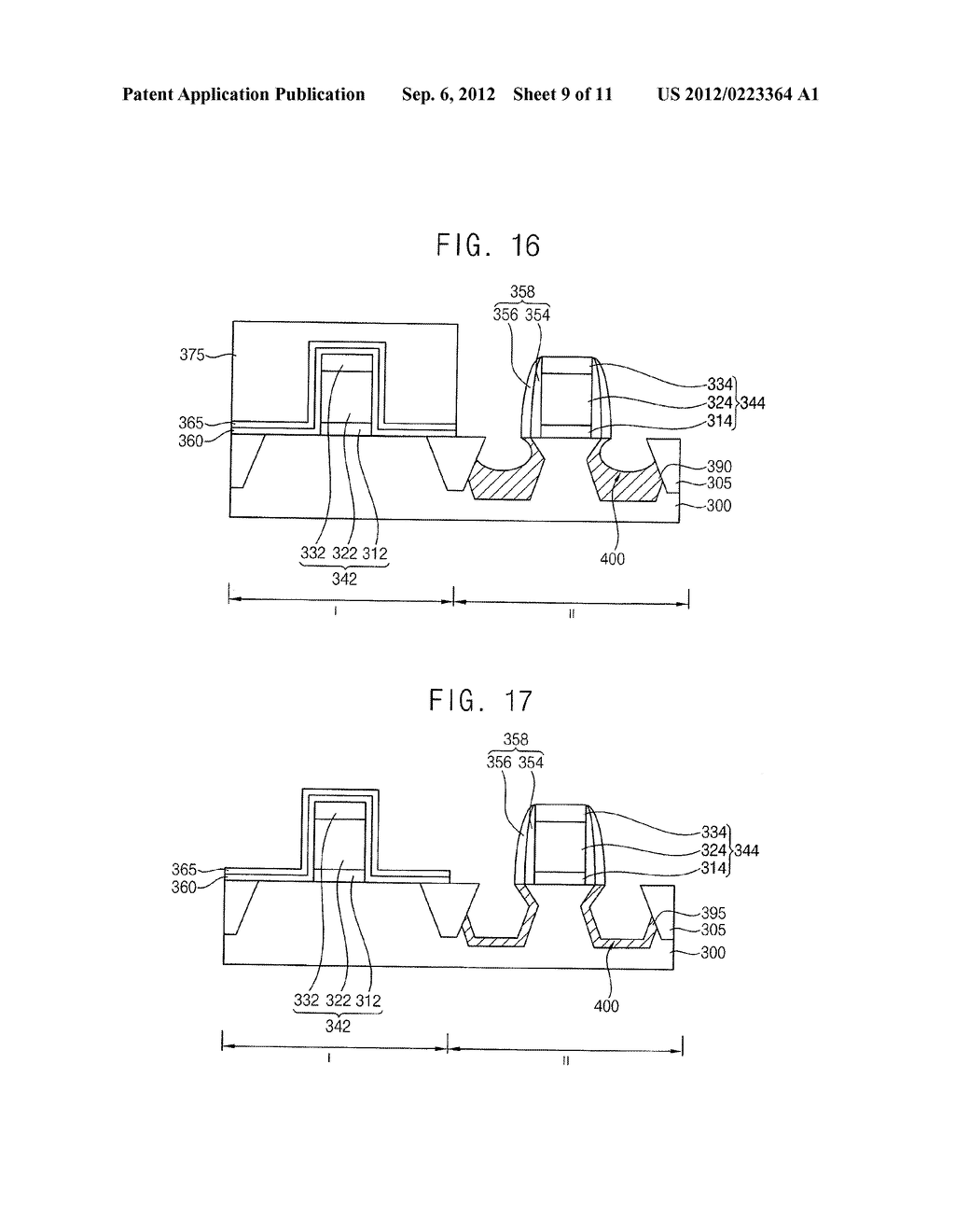 TRANSISTORS AND METHODS OF MANUFACTURING THE SAME - diagram, schematic, and image 10