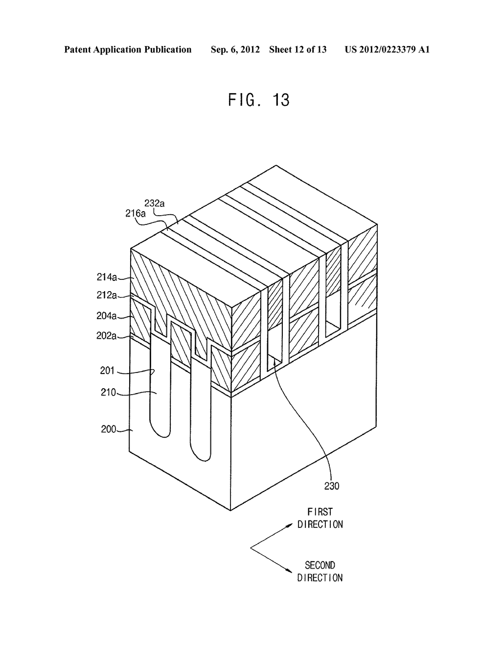 NON-VOLATILE MEMORY DEVICES AND METHODS OF MANUFACTURING THE SAME - diagram, schematic, and image 13