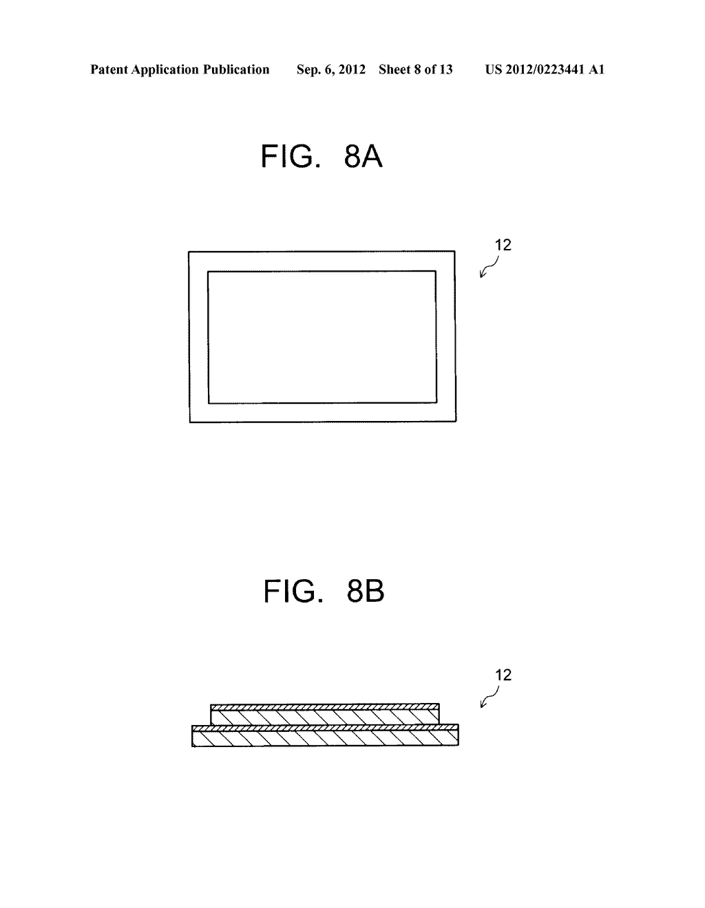 STACKED SEMICONDUCTOR DEVICE AND MANUFACTURING METHOD THEREOF - diagram, schematic, and image 09