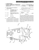 TRAVEL TRAILER HAVING IMPROVED TURNING RADIUS diagram and image